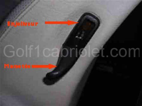 housse siege golf 1 cabriolet démontage des sièges et garnitures golf1cabriolet com