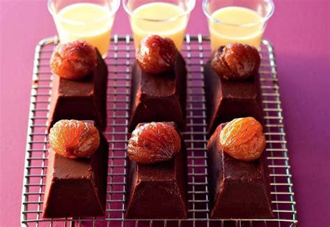 cuisine sans cuisson recette gâteau choco marron sans cuisson