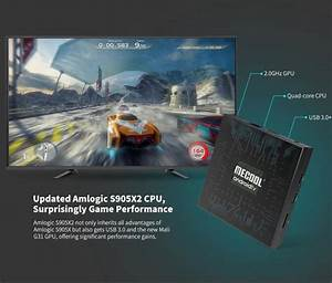 Mecool Km9 Pro Tv Box 4k Ultra Hd Androidtv 9 0 Google