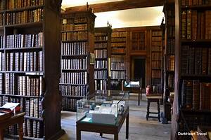 Exploring the Old Library at Queens' College, Cambridge