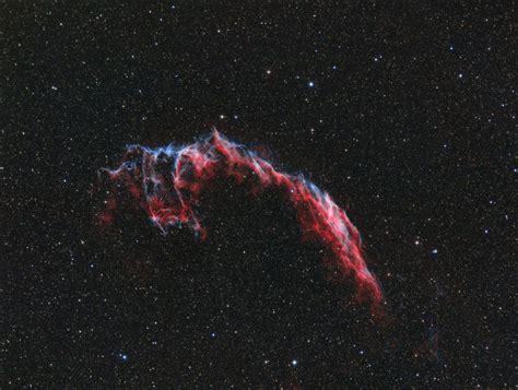veil nebula east ngc  astronomy magazine