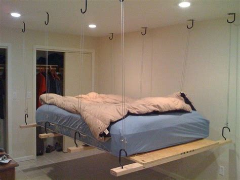 suspended bed design for small embracing the wall hanging bed design for a creative