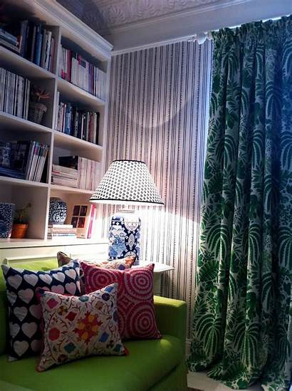 Curtains Spiro Corner Greenstreetblog Patterns Patterned