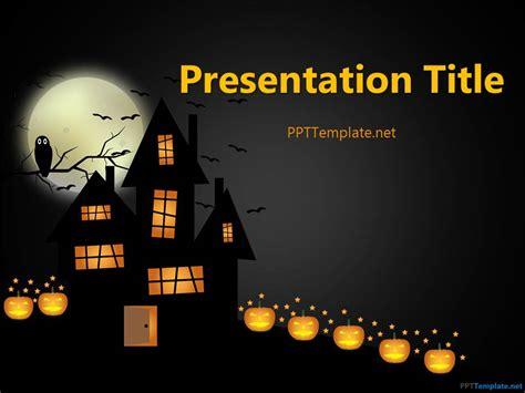 dark halloween  template