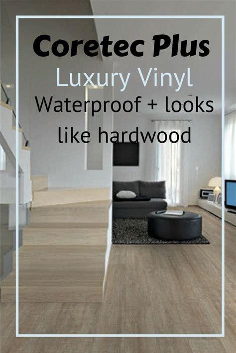 review coretec  luxury vinyl planks waterproof