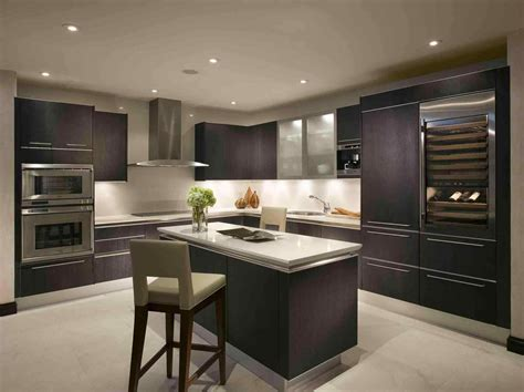 Casual Contemporary Kitchen Designs Deductourcom