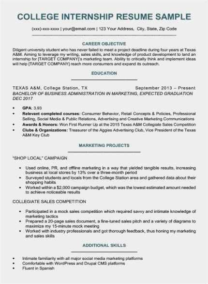 effective resume formats   images