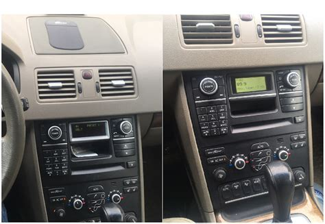 replace icm  cd   restail upgrade volvo
