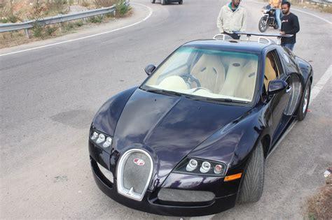 maruti suzuki esteem converted   bugatti veyron