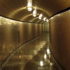 Hallway  Inside Hoover Dam