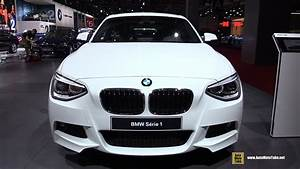 Bmw Série 1 M Sport : 2015 bmw serie 1 118d diesel m sport exterior and interior walkaround 2014 paris auto show ~ Maxctalentgroup.com Avis de Voitures