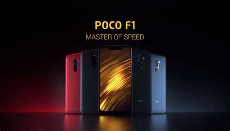 xiaomi pocophone  specifications release date  price