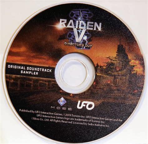 Ps remote play è un'applicazi Raiden V: Director's Cut Original Soundtrack Sampler ...