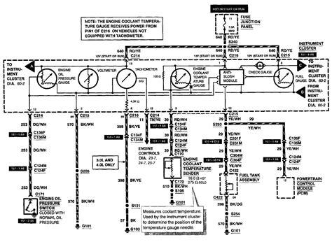 Ford Ranger Transmission Wiring by 1999 Ford Ranger Xlt W 3 0l V 6 Auto Transmission A C