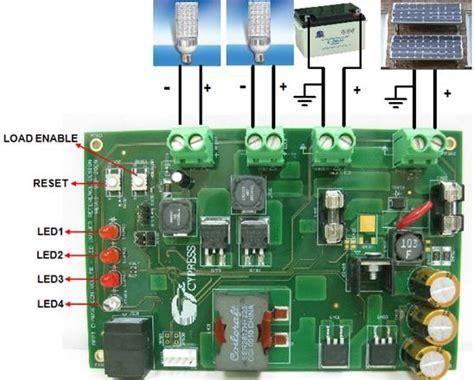 Mppt Based Solar Charge Controller Reference Design