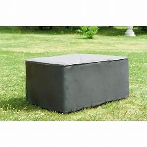 Housse Table De Jardin : housse protection grise 240 x 200 x 95cm prenium pour salon de jardin ~ Teatrodelosmanantiales.com Idées de Décoration