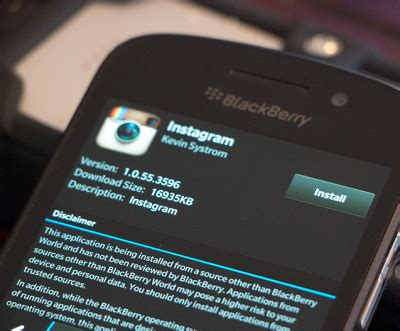 how to install android apps a blackberry device the genesis of tech