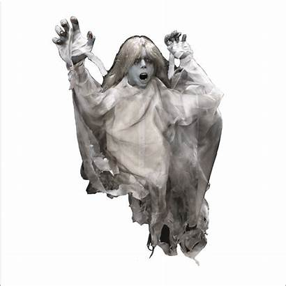 Ghost Female Scarefactory Floating 1195