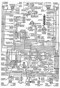 138  Wiring Diagram 100e Anglia  Prefect Deluxe  Escort