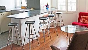 Meuble bar pour cuisine ouverte nos conseils cote maison for Deco cuisine pour meuble de bar