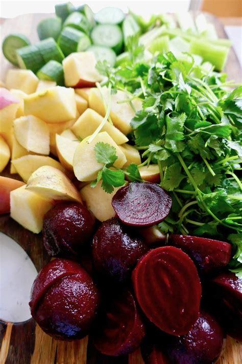 recipes juice beet fresh recipe liver smoothies raw cleansing juicing cucumber ingredients tastingpage cleanse health