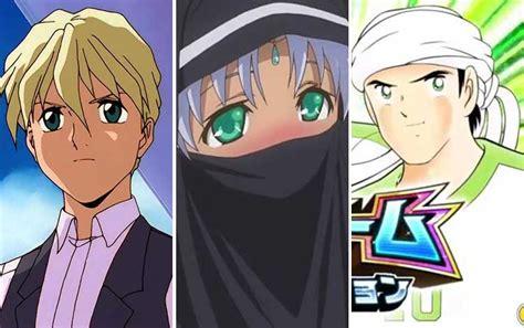 daftar film anime  karakter  diduga muslim