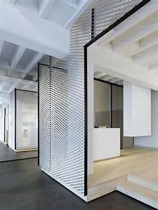 Wandgestaltung Büro Ideen : die 25 besten loft b ro ideen auf pinterest ~ Lizthompson.info Haus und Dekorationen