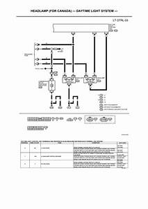 2001 Nissan Sentra Headlamp Wiring Diagram  2001  Free