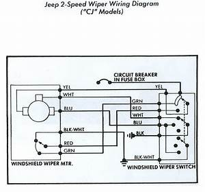 Gm Wiper Motor Wiring Diagram