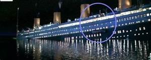 Lego Titanic Sinking In Real Water. Lego Titanic Sinking ...
