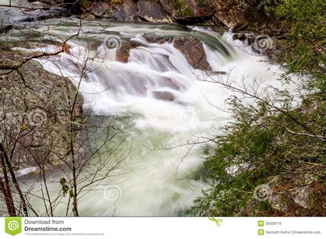 the sinks smoky mountains deaths sinks of the river tennessee royalty free stock