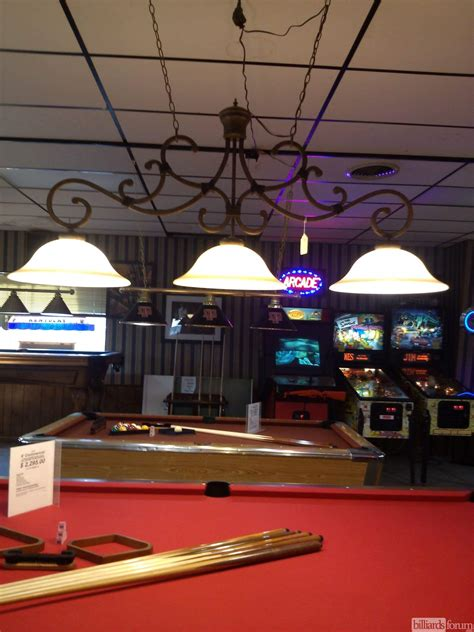 All South Billiards & Games Chattanooga