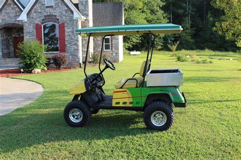 columbia par car ezgo gas golf cart  sale