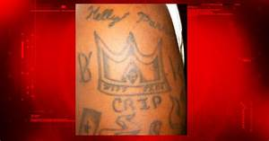 Crip Gang Tattoo Pictures to Pin on Pinterest - TattoosKid