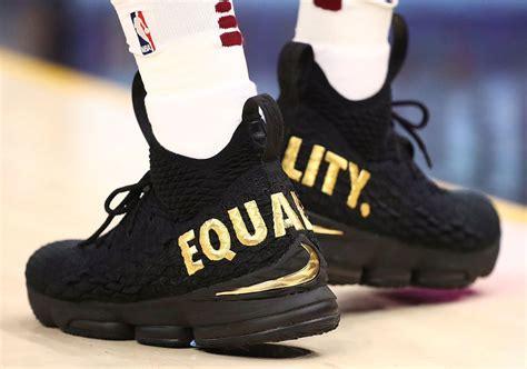 nike lebron  equality pe sneakernewscom