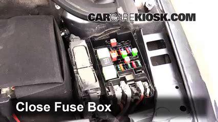 Blown Fuse Check Volkswagen Jetta