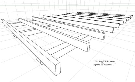 Floor Joist Depth Residential by Leucht Yard Shed Plans