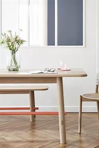 Tisch Aus Holz : h l ne verl ngerbarer tisch aus holz und metall sediarreda ~ Watch28wear.com Haus und Dekorationen