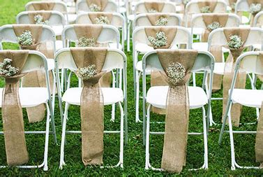 chair covers and the best chairs for weddings and other events