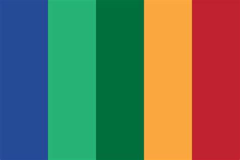 blue green color palette blue green palette color palette