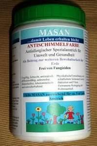 Anti Schimmel Putz : masan anti schimmel farbe 1 l naturhausprodukte ~ Orissabook.com Haus und Dekorationen