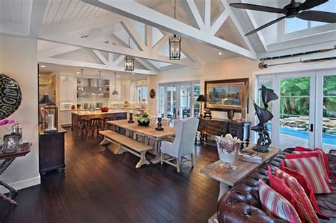 pros  cons    open floor plan home