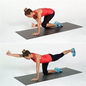 Core Strength Exercises & Workout Circuit | POPSUGAR ...