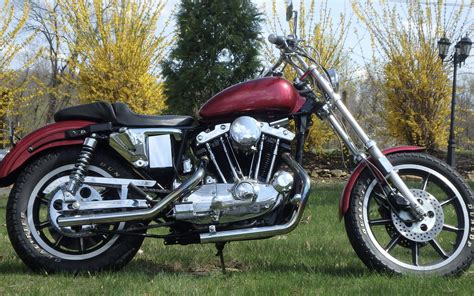 1976 To 1986 New & Used Harley-davidson® Models (46 Bikes