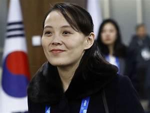 Kim Jong Un's sister...