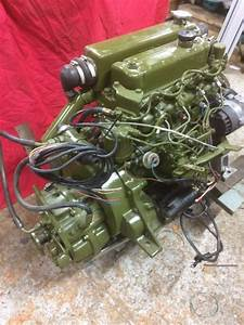 Marine Diesel Engine Bmc 1 5 With Prm Gear For Narrow Boat
