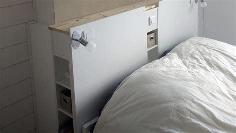 creation cuisine ikea magnifique tête de lit ikea avec rangements en diy