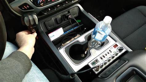 cb radio   silverado sierra hd mods gm