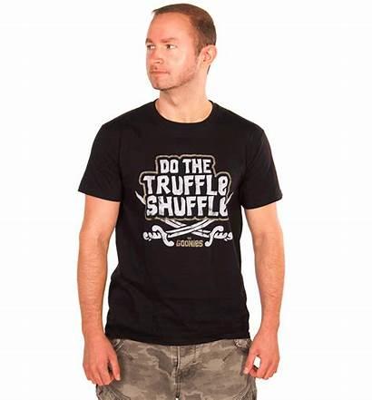 Shuffle Shirt Goonies Truffle Chunk Mens Shirts