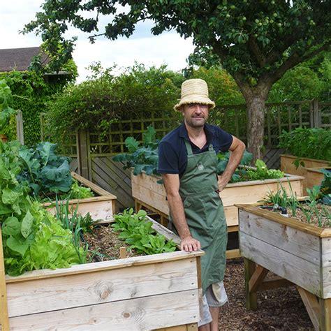 plan potager en hauteur jardinage debout mon potager en carr 233 s